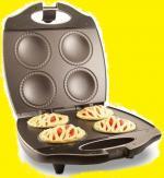 Паймейкер-прибор для приготовления пирогов Pullman PL-1023 B +книга рецептов (ЕСТЬ ВИДЕО)